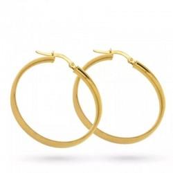 orecchini donna a cerchio