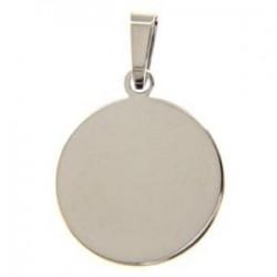 médaille ronde en or 00209