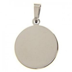 round gold medal 00209
