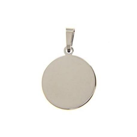 medaglia rotonda oro 00209