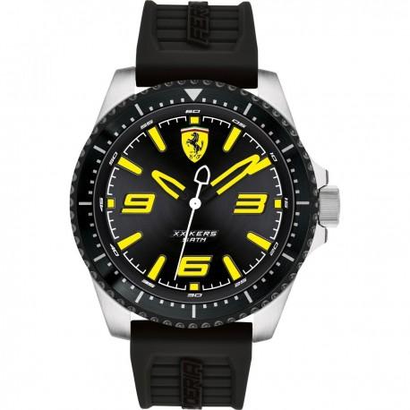Scuderia Ferrari men's watch xx kers 0830487