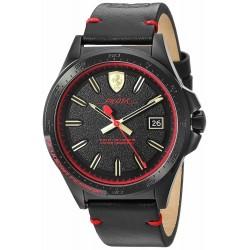 Scuderia ferrari 0830460 pilot men's watch