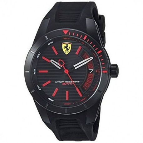 Scuderia Ferrari Herrenuhr 830428 Red Rev.