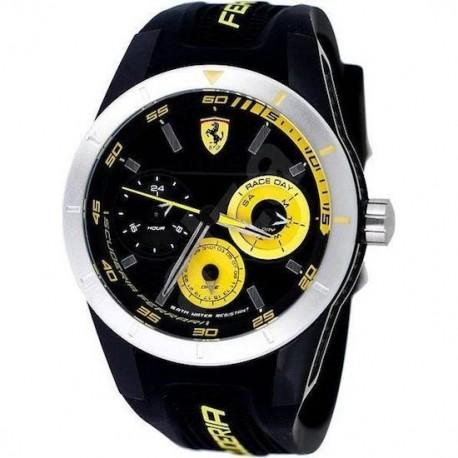 orologio uomo Scuderia Ferrari 830257 REDREV T