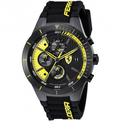 Scuderia Ferrari Red Rev EVO Herrenuhr SF0830261