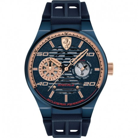 Scuderia Ferrari Speciale 0830459 men's watch