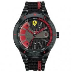 Red Rev Evo Armband Scuderia Ferrari 0830265 Herrenuhr
