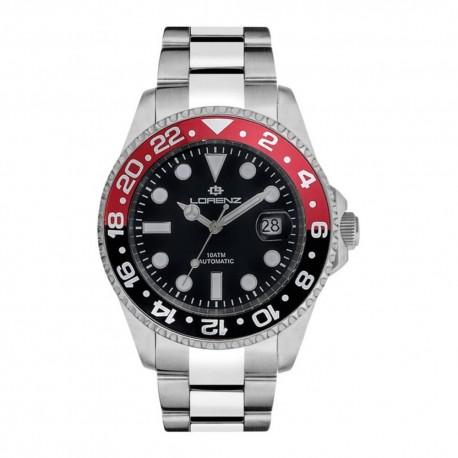 Lorenz 026961BB orologio uomo meccanico automatico