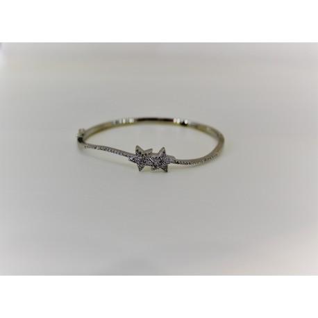 Silver bracelet 00052