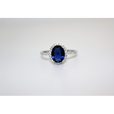 Silver ring 00059