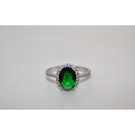 Silver ring 00060