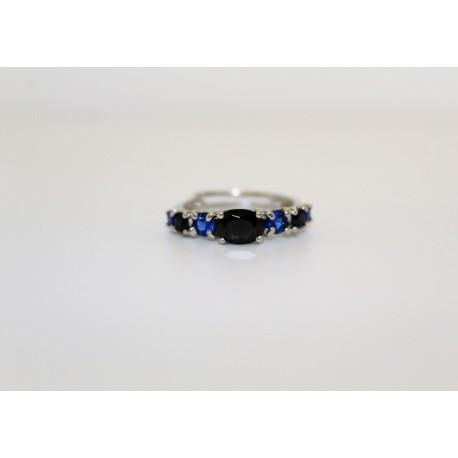 Кольцо, серебро 00062