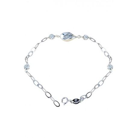 18 kt gold bracelet BR1006B