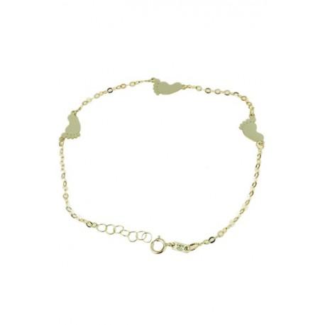 18 kt gold bracelet BR2554G
