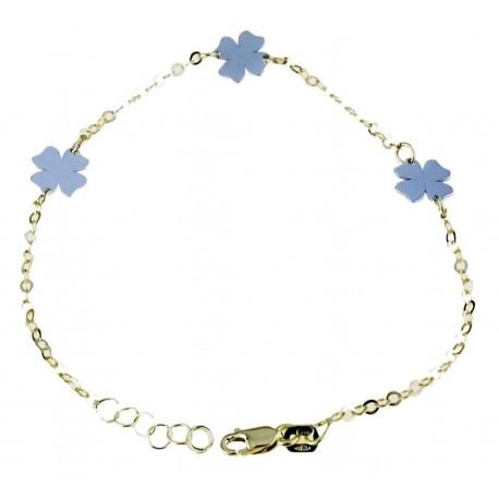 18 kt gold bracelet BR2556BG