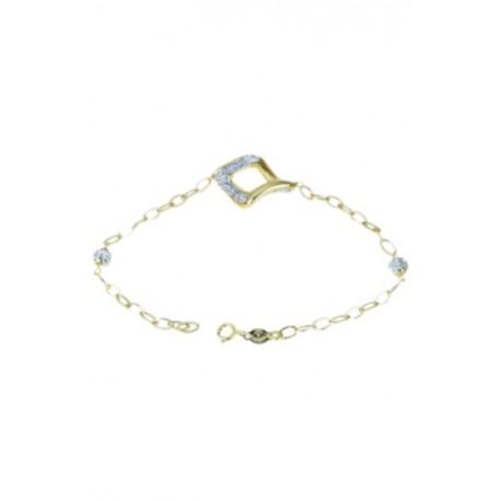 18 kt gold bracelet BR1022G
