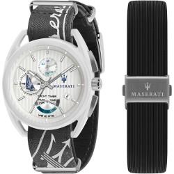 Uhr Chronograph Mann Maserati Trimarano R8851132002