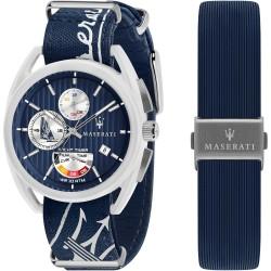 Uhr Chronograph Mann Maserati Trimarano R8851132003