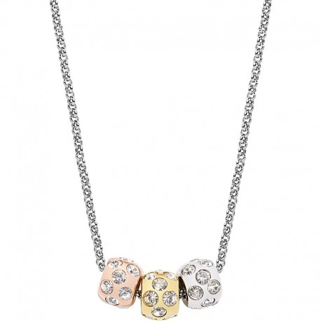 Morellato women's necklace with pendants with Swarovski stones SCZ335