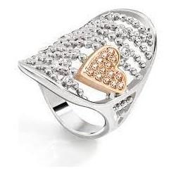 Morellato anello da donna in acciaio SADA09016
