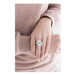 Liu Jo women's ring with engraved logi LJ894