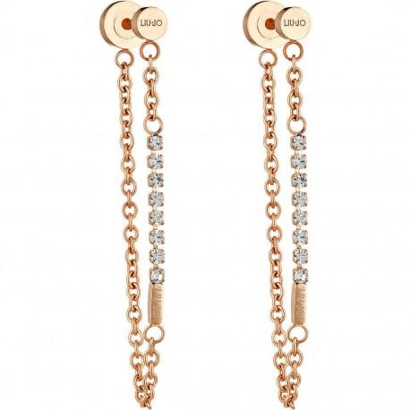 Liu Jo women's dangle earrings LJ1323