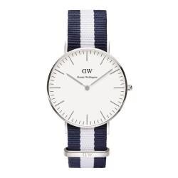 Daniel Wellington Classic Glasgow Unisex Adult Watch 36mm DW00100047