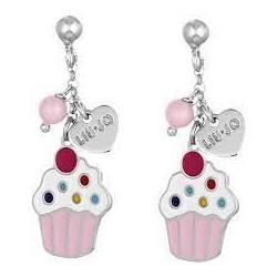 Boucles d'oreilles cupcake fille Liu Jo BLJ363