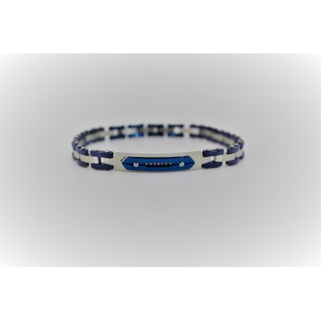 Armband herren Blau
