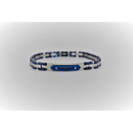 Bracelet man Blue