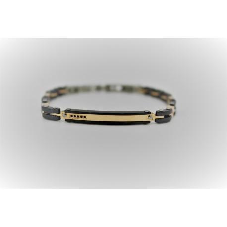 Bracelet man Gold