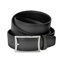 Mont Blanc leather belt 114431