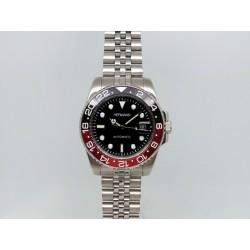 Uhr Hermann Uhrenring, Uhr Gmt Stahl Jubilee Armband