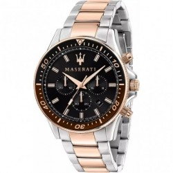 montre chronographe homme Maserati Sfida R8873640010