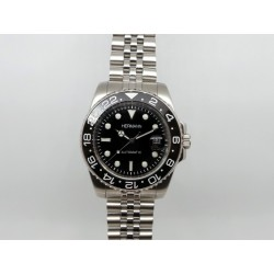 SUBMARINER HERMANN STEEL WATER RESISTANT MOVIMENTO AUTOMATICO