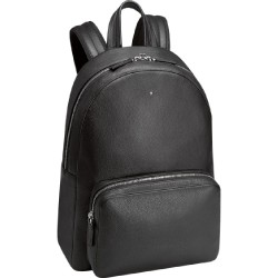 Mont Blanc leather backpack 113950