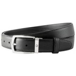 Mont Blanc leather belt 116706