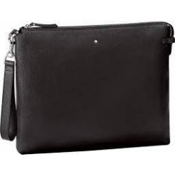 Mont Blanc leather bag 114458