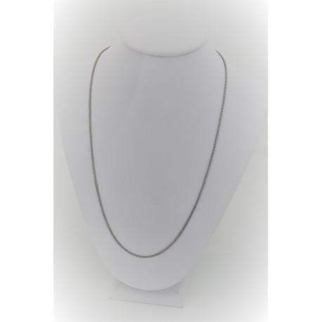 Halskette Masche Bordkante