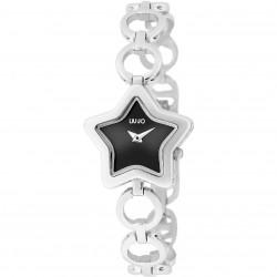 Liu-Jo Luxury To Be Star White Black Woman Steel Watch