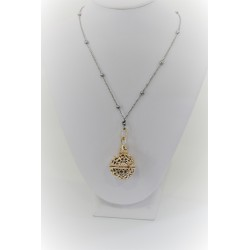 Halskette ruft engel in silber 925 für mütter in freudiger erwartung