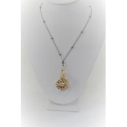Ожерелье называет ангелами, серебро 925 для мам в сладком ожидании