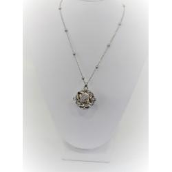 Ожерелье Называет Ангелов Love Sakì серебро 925