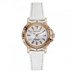 nautical watch woman NAD14008l