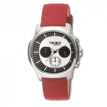 watch breil woman red