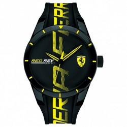 scuderia ferrari time only watch 0830615