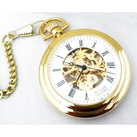Alphis AL549 pocket watch