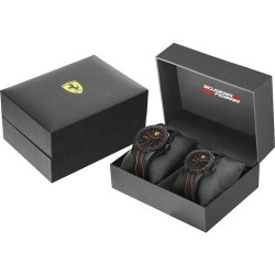 orologio solo tempo uomo Scuderia Ferrari Redrev sportivo