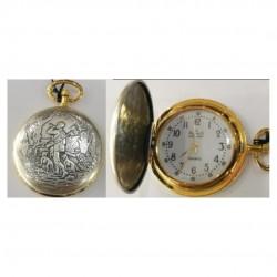 Alphis AL39 pocket watch