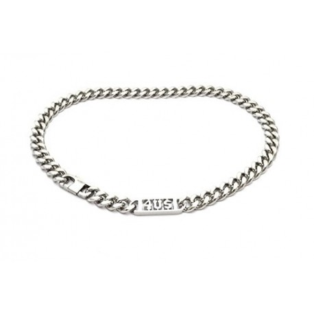 Necklace Man Cesare Paciotti 4US stainless Steel polished 4ucl0127